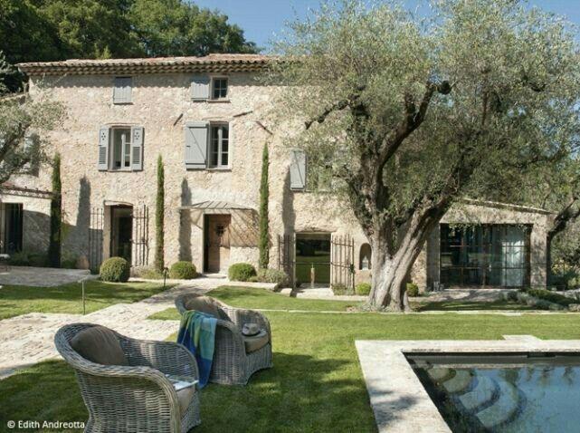 17 migliori idee su colori della casa di campagna su - Maison de vacances deborah french design ...