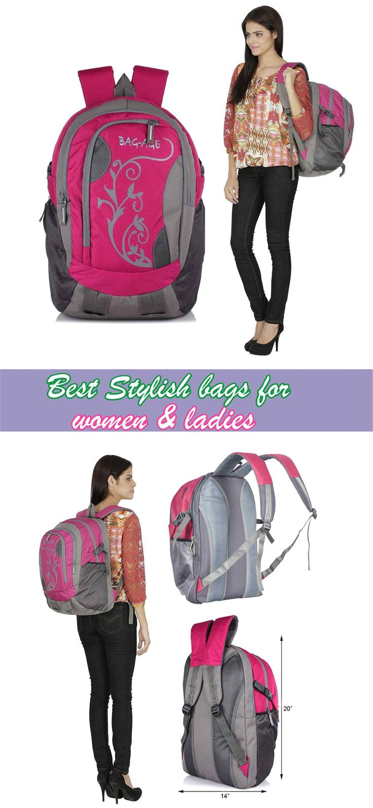 college bag models