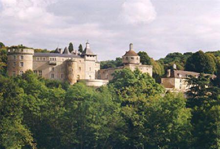 château de Chastellux