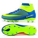 #8: BAOBU AG Spike Botas de fútbol Profesional Zapatos de Fútbol para Hombre --          http://ift.tt/2uSfRUO          #zapato #zapatos #zapatosdemoda