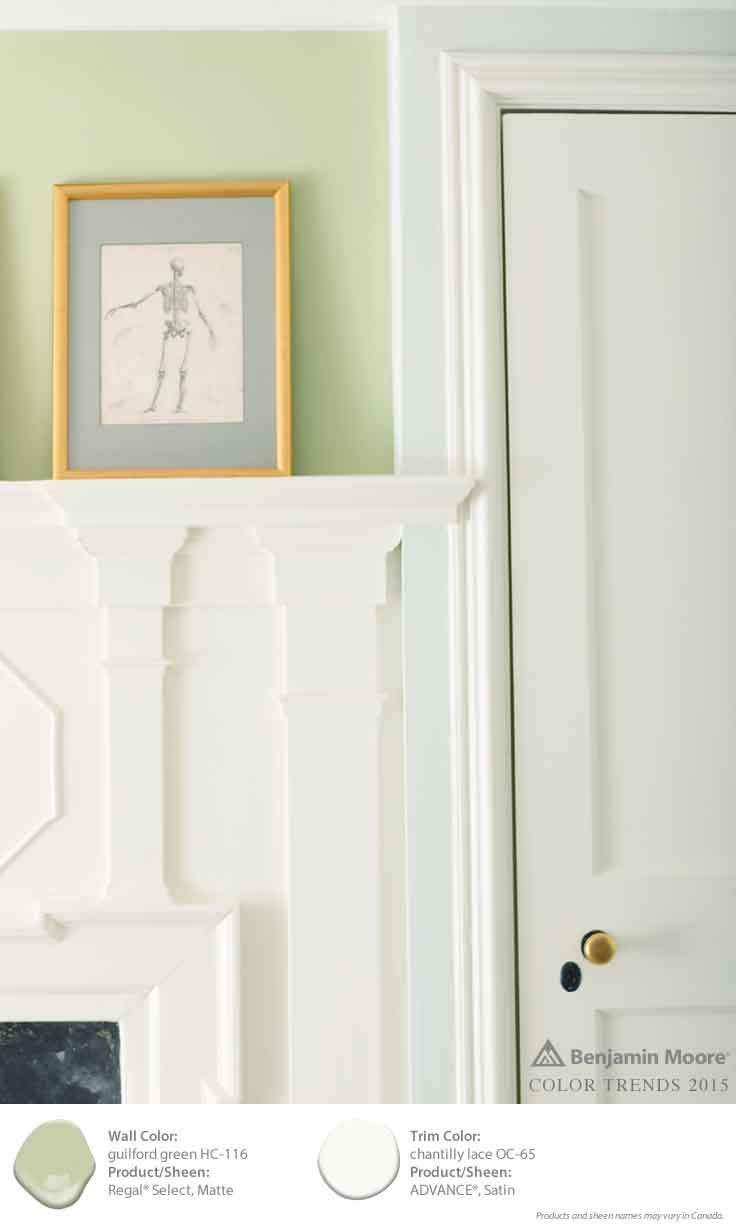 42 best color trends 2015 images on pinterest for Benjamin moore interior paint finishes