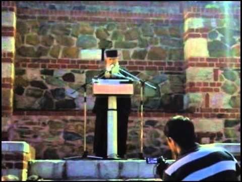 Π. Αρσένιος Βλιαγκόφτης: Η ομοφυλοφιλία στην Νέα Τάξη Πραγμάτων.