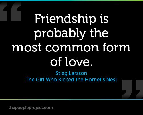 friendship and relationship quotient form