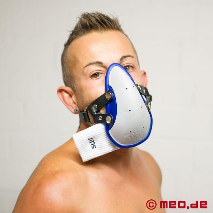 Buy Sock & Jock Gag / Poppers Gag from MEO | Gags & Muzzles
