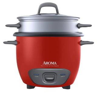 Aroma 6-cup Rice Cooker - Overstock™ Shopping - Big Discounts on Aroma Rice Cookers