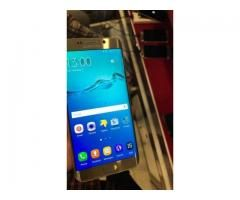 Samsung galaxy s6 edge plus new for sale in good amount