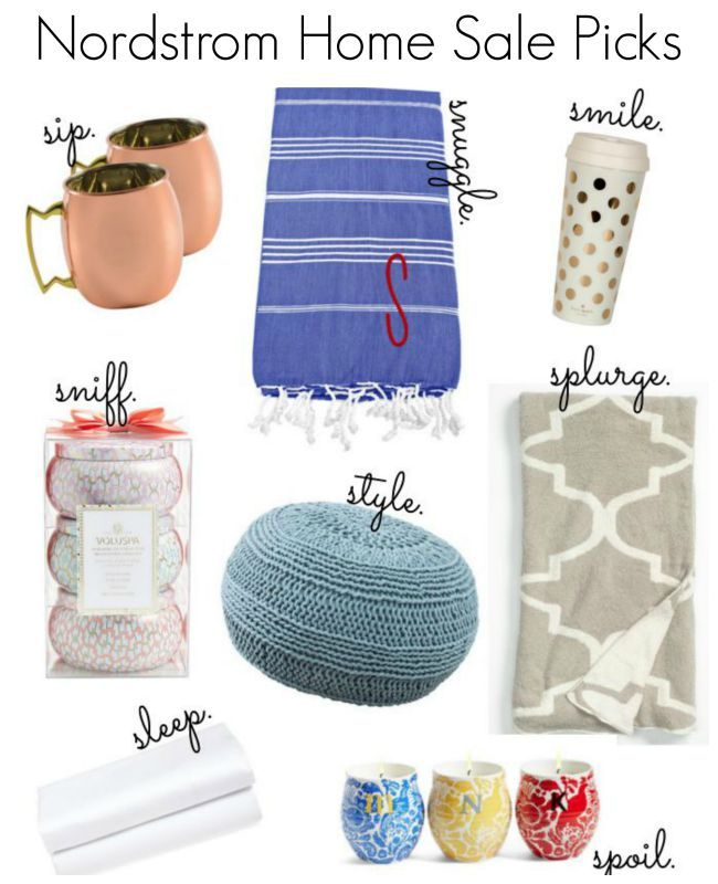 Home Refresher at the Nordstrom Anniversary Sale. Gift ideas for teachers and hostess too!