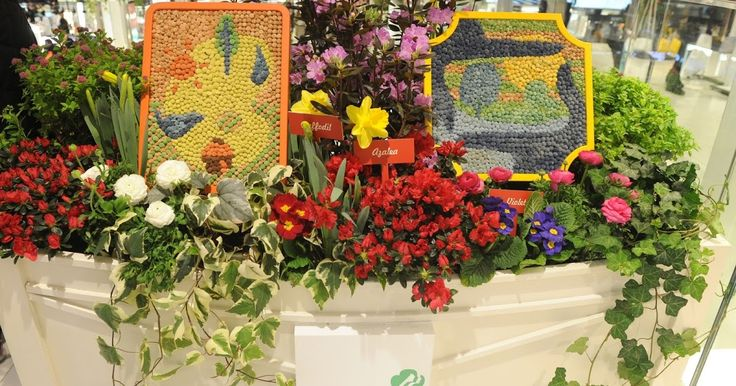 The Second Annual Girls' Choice Badges Revealed at the Macy's Flower Show at Herald's Square