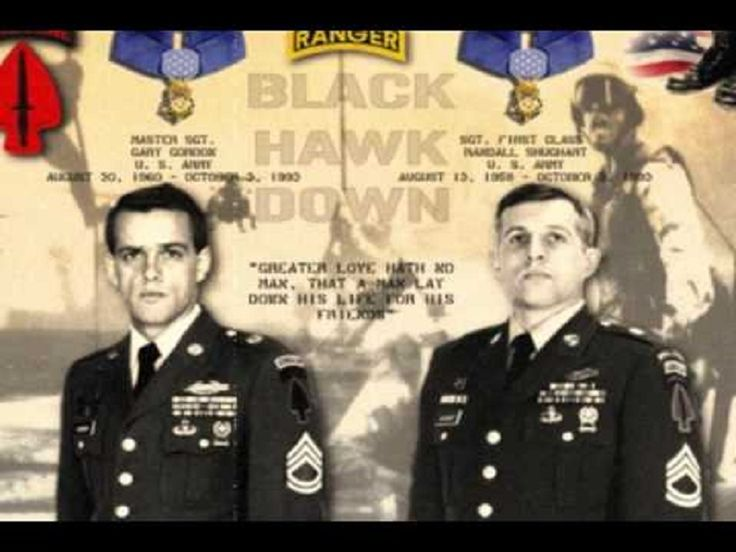 Gary Gordon and Randy Shughart were the only soldiers participating in Operation Gothic Serpent (Battle of Mogadishu) to receive Medal of Honor. Delta Force
