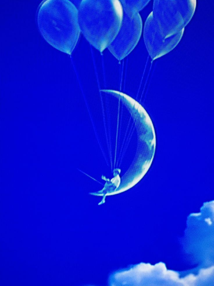 ~ Electric Blue ~
