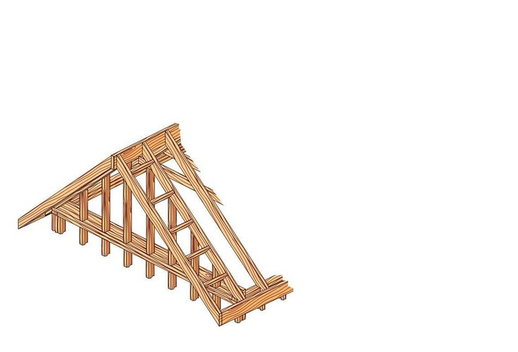 gable hip roof #884