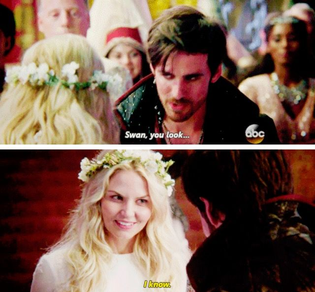 Once Upon a Time's Emma and Hook Are Heading for a Fairy Tale Wedding — 5 Things to Know Right Now