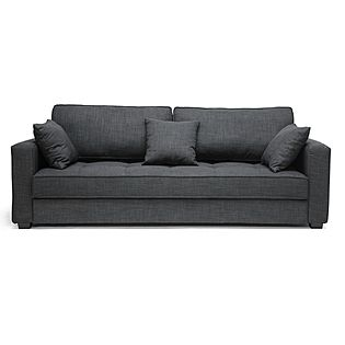 Sears $785 - Dark Grey sofa bed