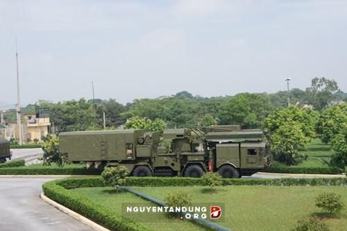 """Pocket: """"Rồng lửa"""" S-300 bảo vệ vùng trời Việt Nam"""