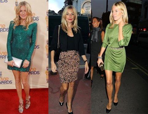 I love Sienna Miller Style