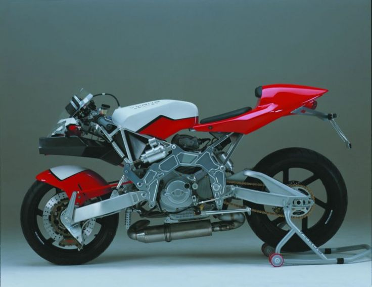 The Vyrus 987 C3 4V: the world's most powerful production motorcycle