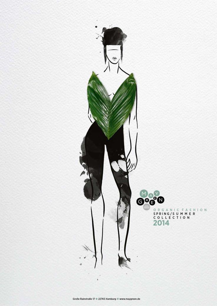 Maygreen: Floral Fashion, 7