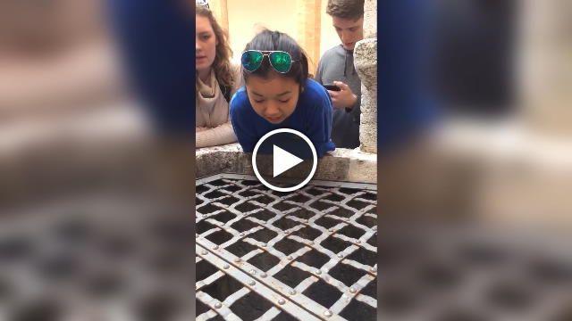 Tiffany è una giovane studentessa originaria del Kansas che è stata in Italia per una breve vacanza. In questo video diffuso sul suo profilo...