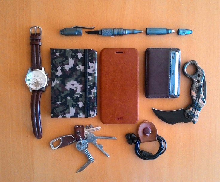 Random Data Scientist EDC  submitted by Random Data Scientist  Karambit Knife  Coach Slim Card Case Wallet  Asus Zenfone 5 A501CG  Moleskine Classic Notebook  Tactical Pen  MontBlac Watch  SwissTech ST66676 Utili-Key 6-in-1 Key Ring Multi-Function Tool  Headphones