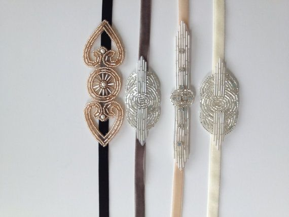 Gatsby Party Favors Headbands Wholesale Price ; Speakeasy Party, Mix party favors 1920s Halloween Costume, Great Gatsby 5 headbands