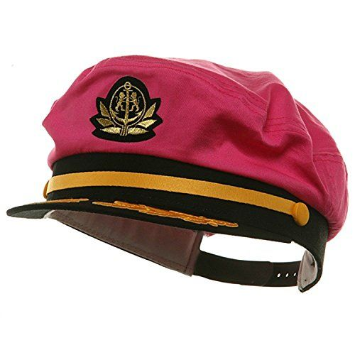 Broner Adjustable Captain Flagship Hat (One Size, Pink) B... https://www.amazon.com/dp/B00O4CUICA/ref=cm_sw_r_pi_dp_x_04Ojyb8DVA4X7