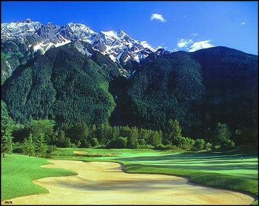 Big Sky Golf Club, Pemberton, BC - absolutely love this course