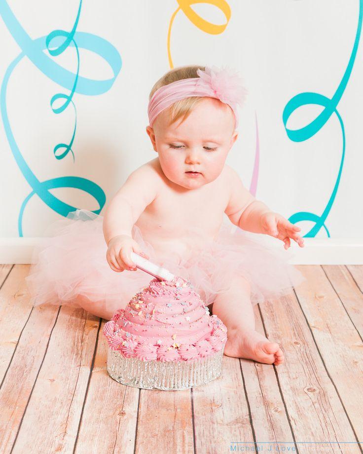 Anna's Cake Smash
