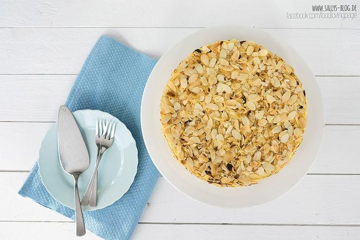 Sallys Blog - Schwedische Mandeltorte – glutenfrei / nachgemacht: Original trifft Sally