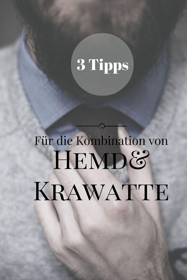 Wie kombiniert man am besten Hemd & Krawatte?   #Outfit #Hemd #Krawatte #Tipps #Fashion #Herrenmode #man #suitup #style