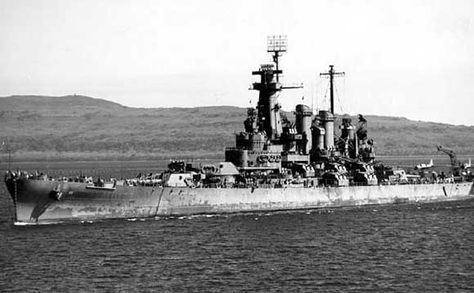 The Story of I'll Be Home for Christmas and the Battleship North Carolina - Coldwell Banker Blue Matter