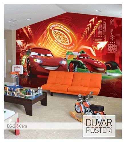 Oğlunuz Cars fanatiği mi? O zaman ona bir süpriz yaparak odasını Cars duvar resimleriyle süslemeye ne dersiniz? Farklı desen seçenekleri ile Artikeldeko'da.. Ürüne ulaşabileceğiniz adres : http://www.artikeldeko.com.tr/?urun-20697-cars-duvar-resmi