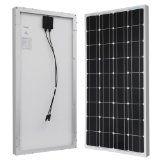 RENOGY 100 Watt 100w Solar Panel Module – Renogy is the most renowned solar panel brand in USA.