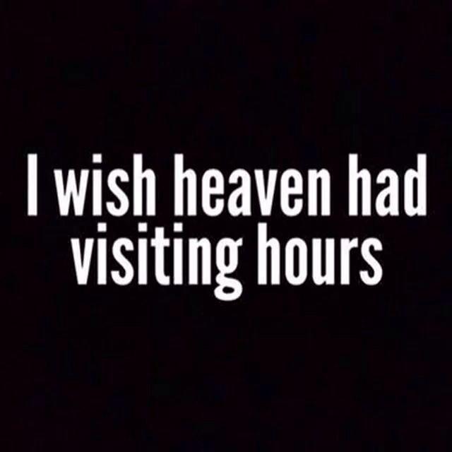 I wish .....