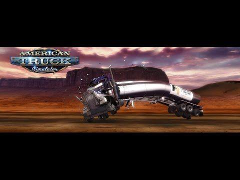 American Truck Simulator - Kenworth w900 Collision Mod Concept - Mods Land | ATS, ETS 2, FS 15, FS 17