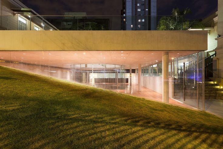 Galeria de Café do Museu Mineiro e Arquivo Público Mineiro / MACh Arquitetos - 3