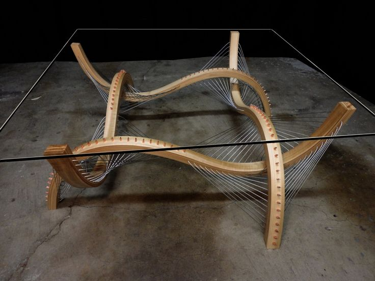 Tensegrity Wiki Blogspot: Tensegrity Coffee Table By Robby Cuthbert