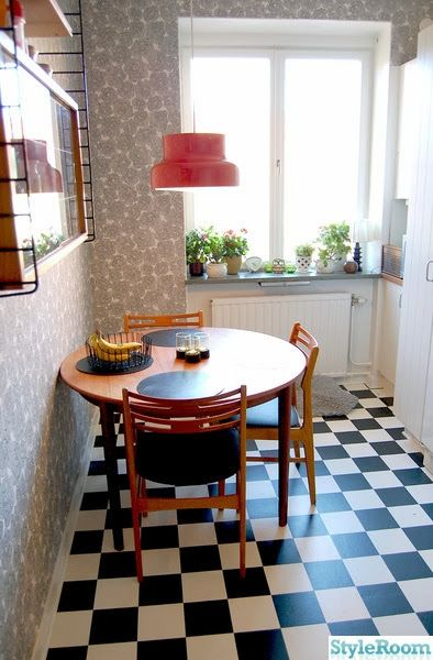 Get Your Inspirations: Pavimenti a scacchi/ Chess Floor