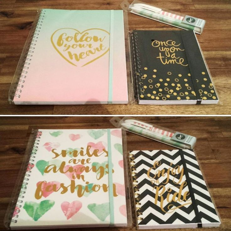 Notebook Giveaway - One Dream Writer