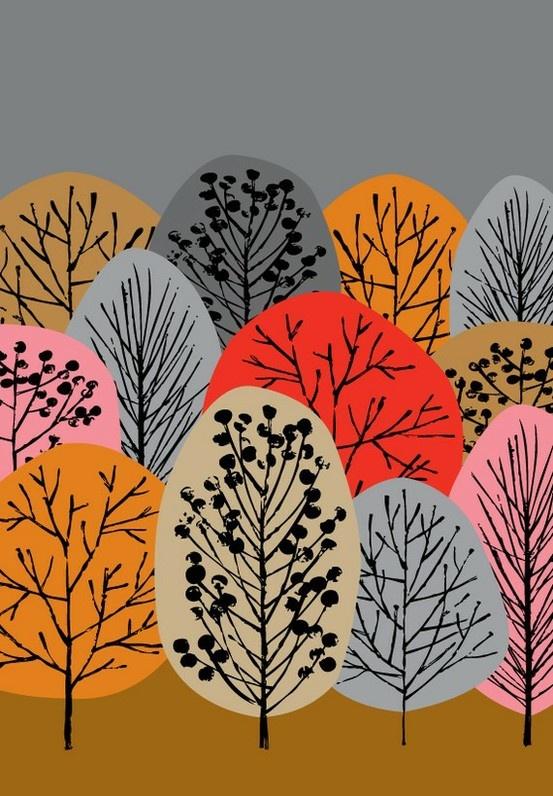 Trees illustration