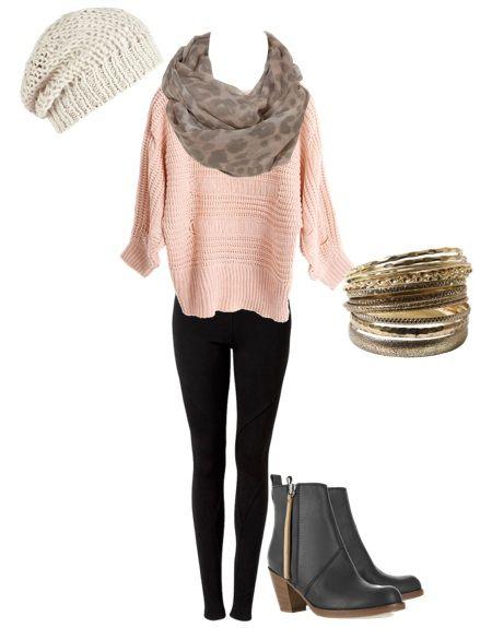 pretty: Cute Fall Outfits, Black Skinny, Style, Clothing, Tall Black Boots, Black Shoes, Fall Looks, Fall Fashion, Fall Attire