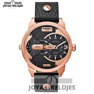 ⬆️😍✅ Diesel de Cuarzo para Hombre 😍⬆️✅ Sublime ejemplar perteneciente a la Colección de RELOJES DIESEL ➡️ PRECIO 176 € En Oferta Limitada en 😍 https://www.joyasyrelojesonline.es/producto/diesel-reloj-de-cuarzo-para-hombre-correa-de-cuero-color-negro/ 😍 ¡¡Corre que vuelan!! #Relojes #RelojesDiesel #Diesel