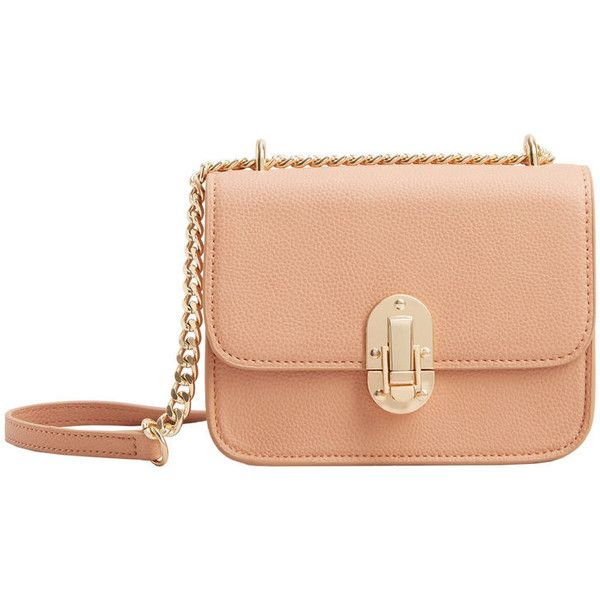 Cross-Body Small Bag ($23) ❤ liked on Polyvore featuring bags, handbags, shoulder bags, mango handbags and mango purse