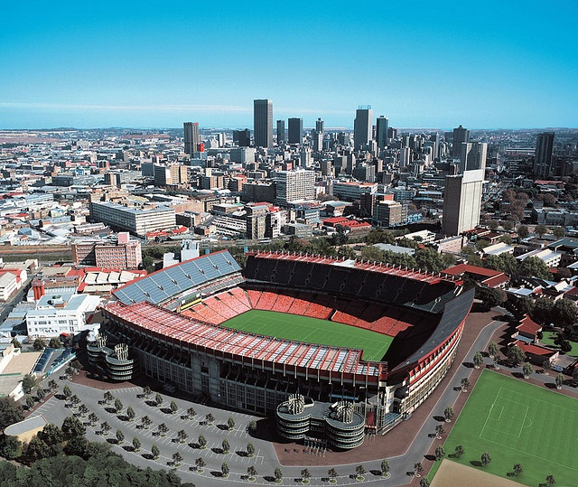 2010 FIFA World Cup Stadiums - South Africa by South African Tourism, via Flickr