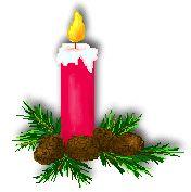 julelys, juleklokke clipart, billeder med juleting, jule clipart, clipart, nisser, jule dyr, adventskranse m.m