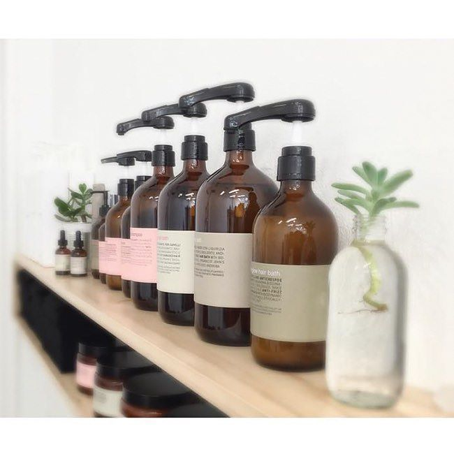 Regram via @thesocialalibi thanks for having us! #oway #owayaustralia #organic #hair #brisbanehair #sydneyhair #melbournehair