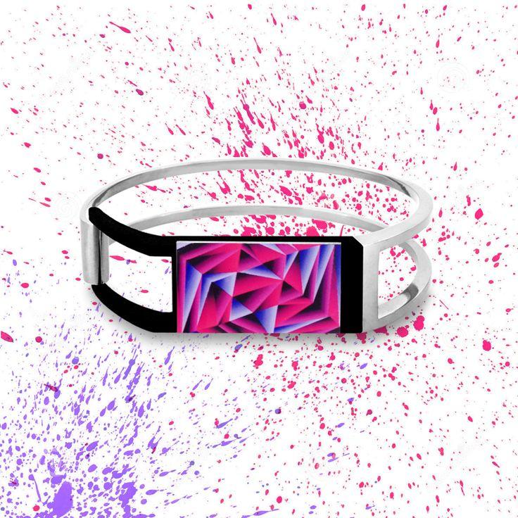 Color makes the world go round. Customize your #Ontic Eidos bracelet @ www.onticdesign.com