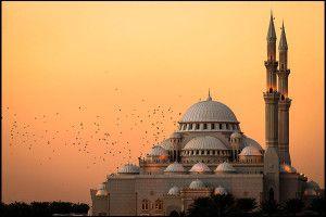 13-mosque-Sharjah-cornish
