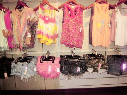 summer clothing