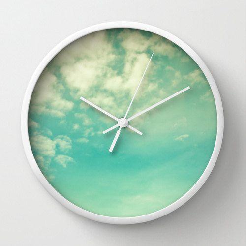 VENTE mur horloge Bureau décor dortoir décor par theaccessorycorner