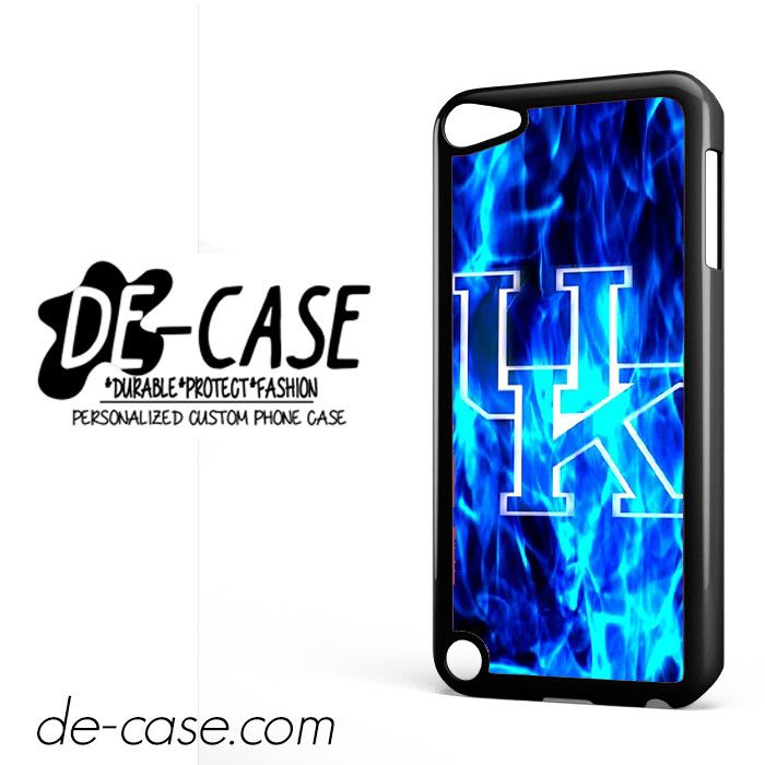 University Of Kentucky Basketbal DEAL-11548 Apple Phonecase Cover For Ipod Touch 5